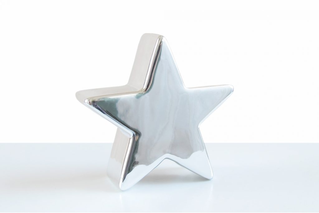 シルバーデー,スター,銀色の星